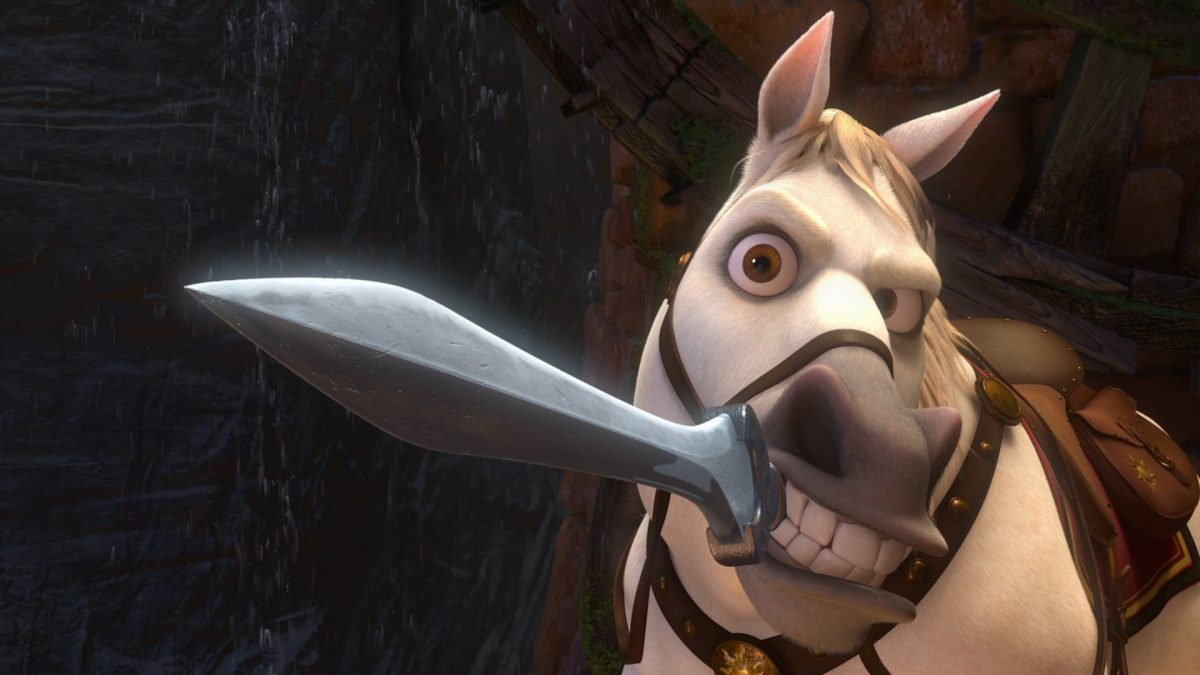 Maximus Personnage Raiponce Disney Character Tangled
