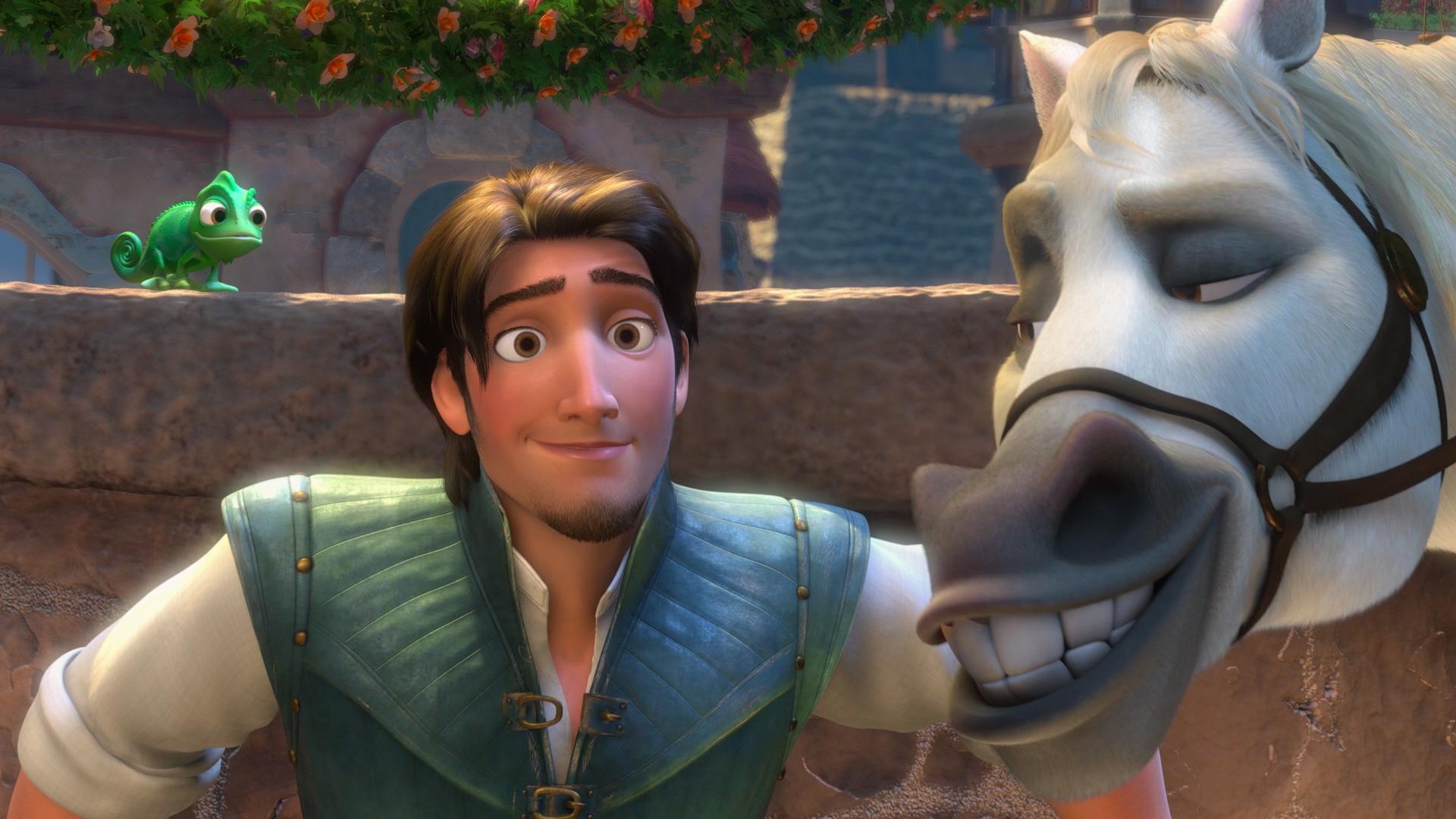 Maximus personnage dans raiponce disney planet - Cheval de raiponce ...