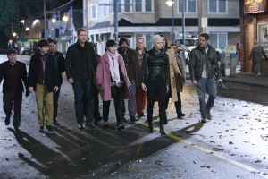 abc disney once upon a time saison 5 série