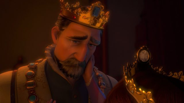 disney raiponce personnage character roi corona king