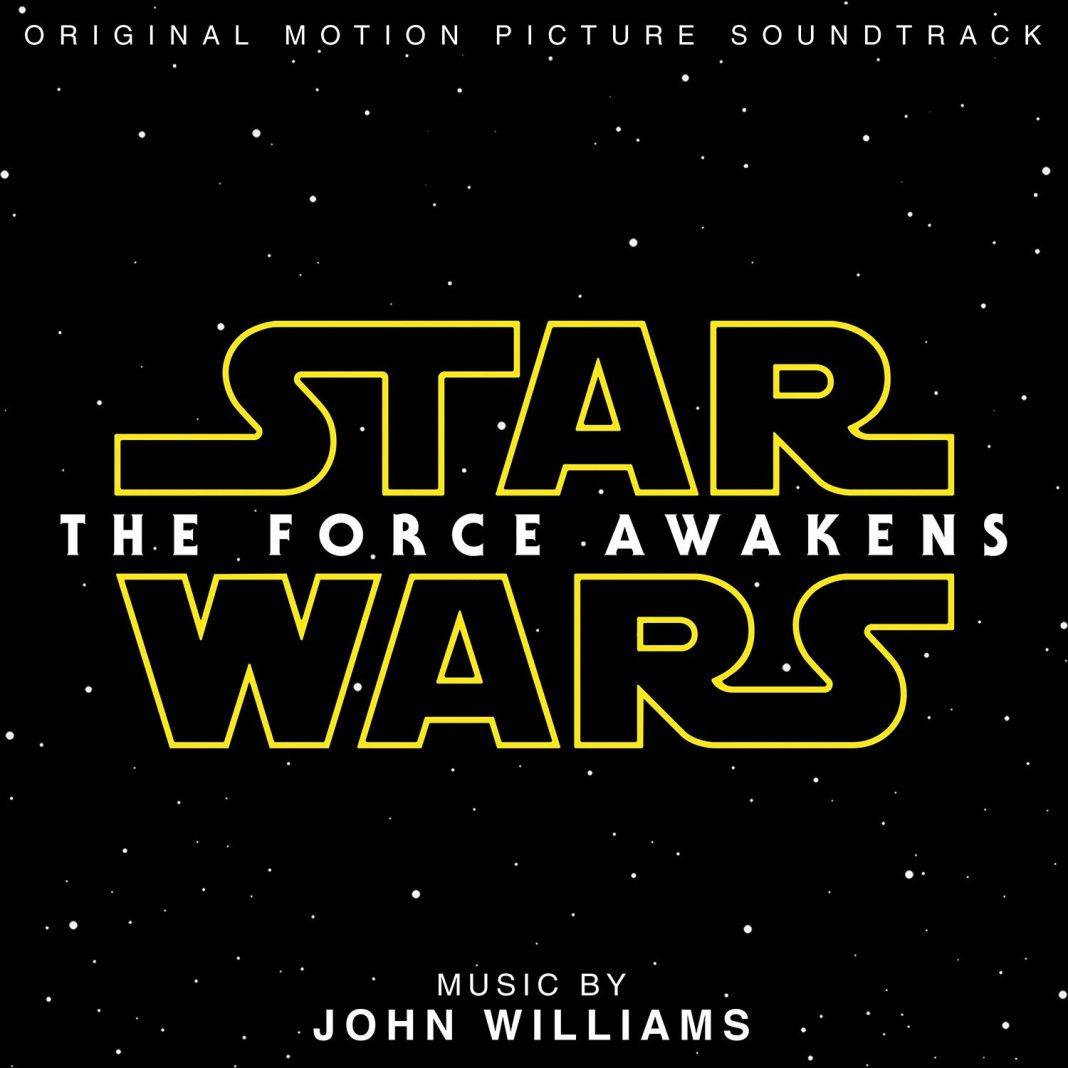 star wars 7 réveil force awakens bande originale soundtrack disney lucasfilm