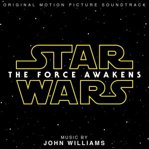 star wars 7 réveil force awakens bande originale soundtrack disney lucasfilm