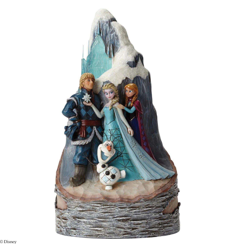 statue-reine-des-neiges