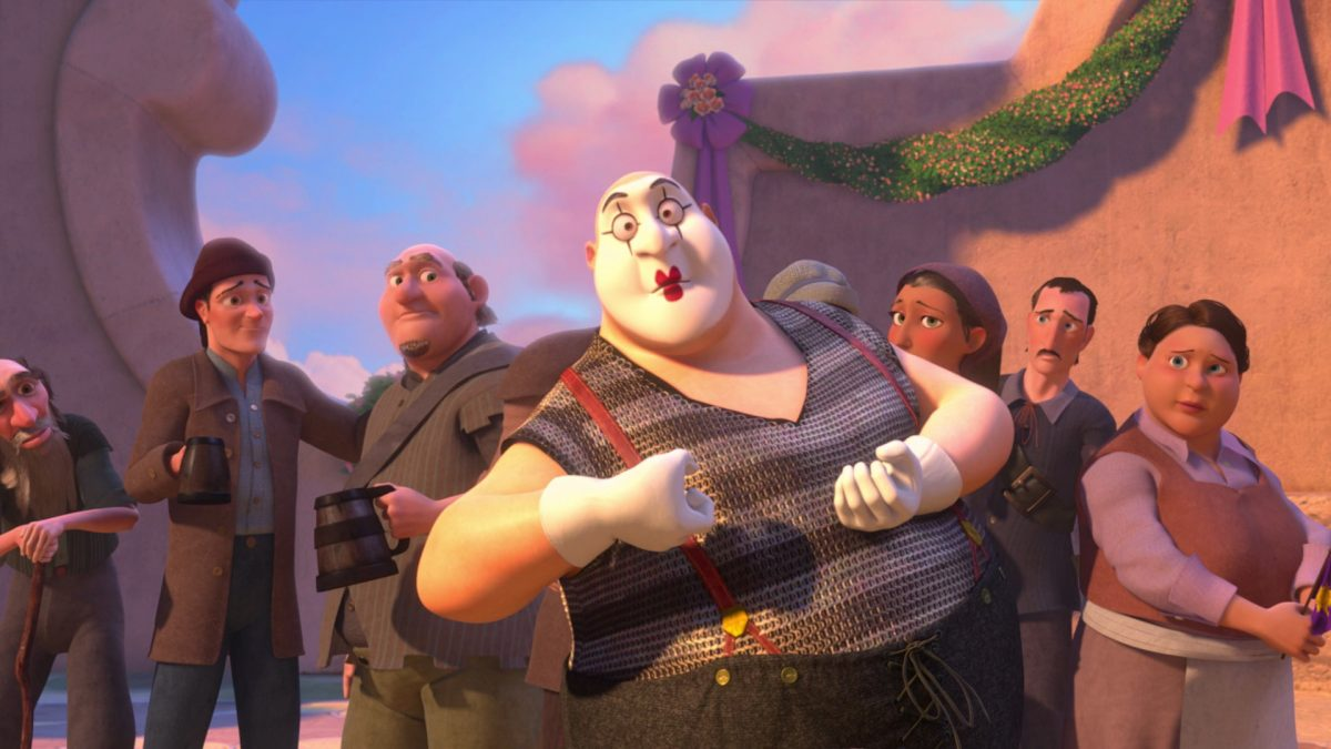 disney raiponce personnage character ulf