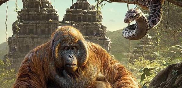 actu affiche livre de la jungle live le film disney