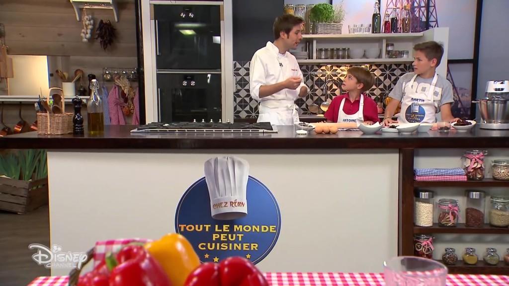 Disney Chez Rémy tout le monde peut cuisiner Disney Channel