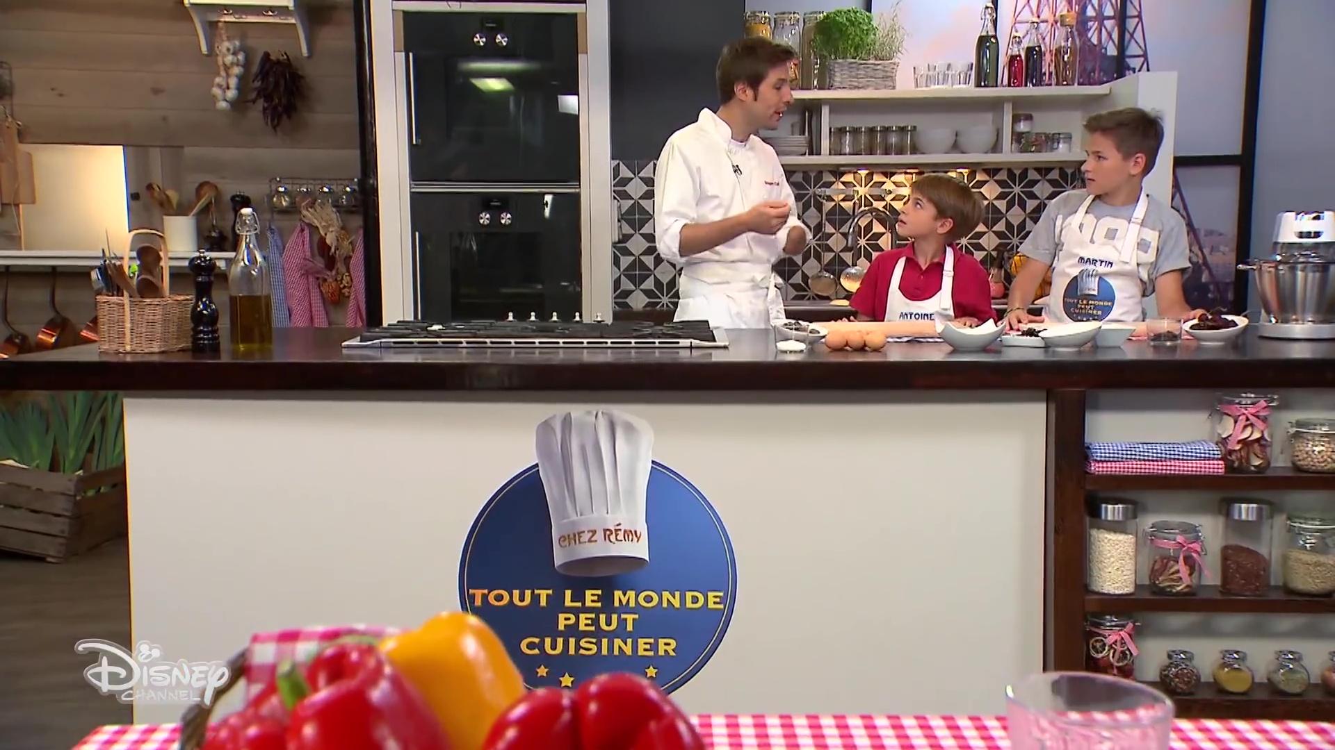 Chez r my tout le monde peut cuisiner disney planet for Tout les cuisine