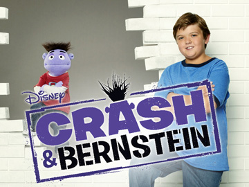 Crash et bernstein disney xd