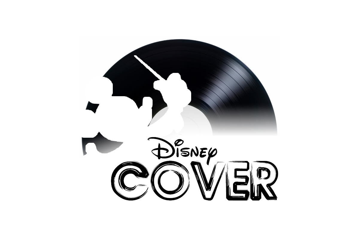 Disney cover logo