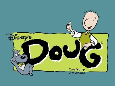 Disney Doug série