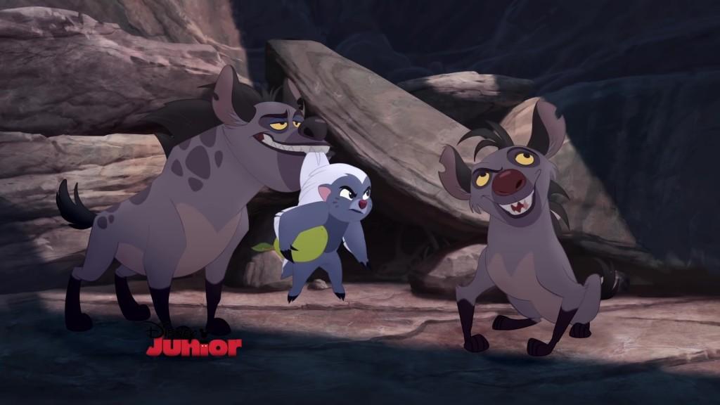 Disney Disney Junior la garde du roi lion un nouveau cri