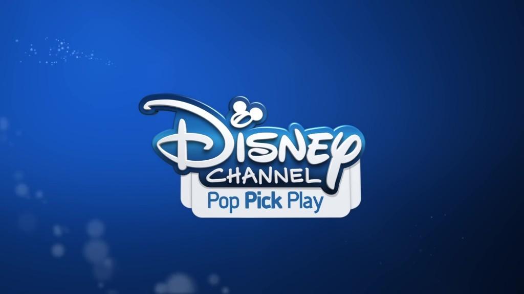 Disney Channel Pop Pick Play logo