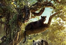 disney le livre de la jungle book affiche poster