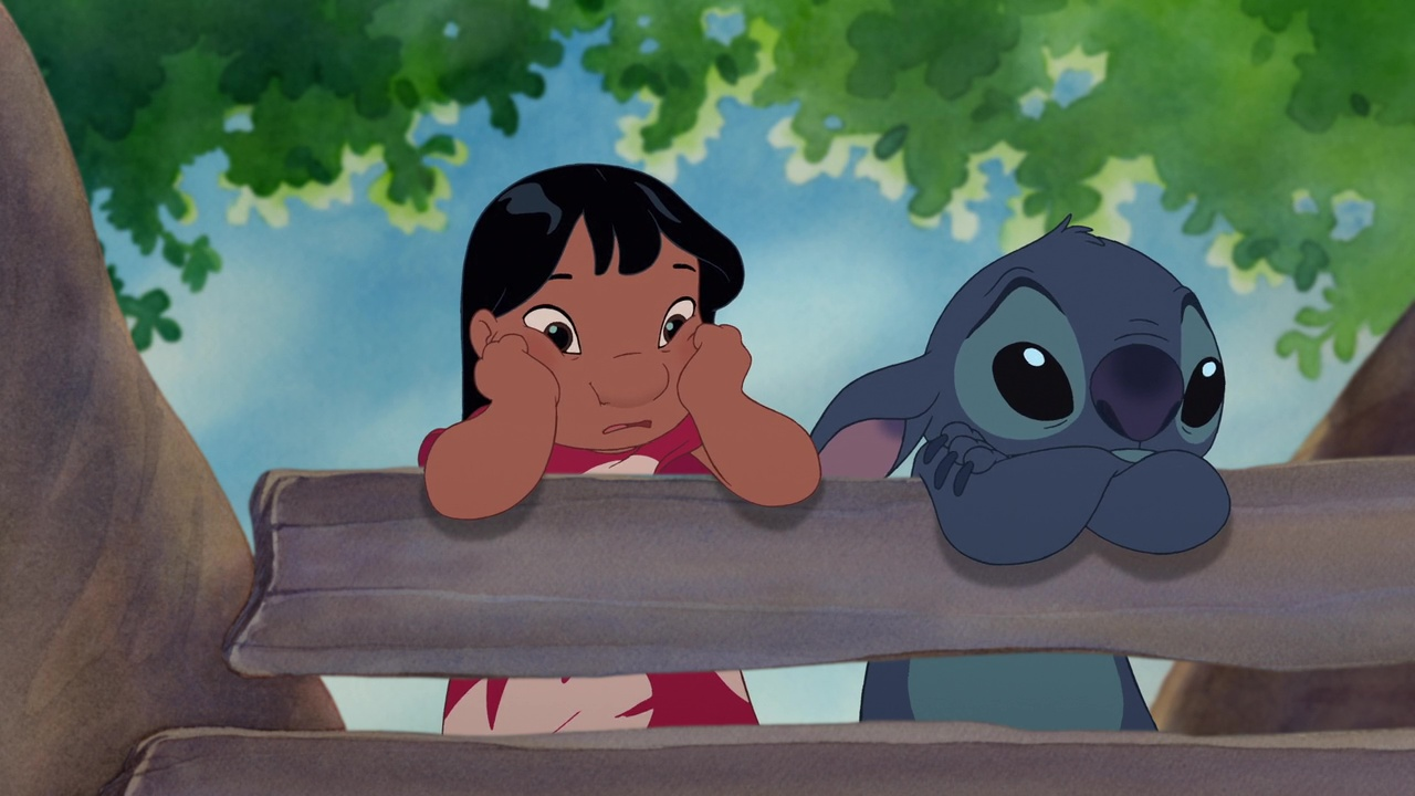 clins d'oeil lilo et stitch 2 disney