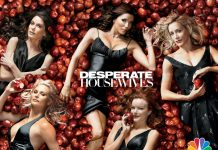 disney abc studio série desperate housewives logo