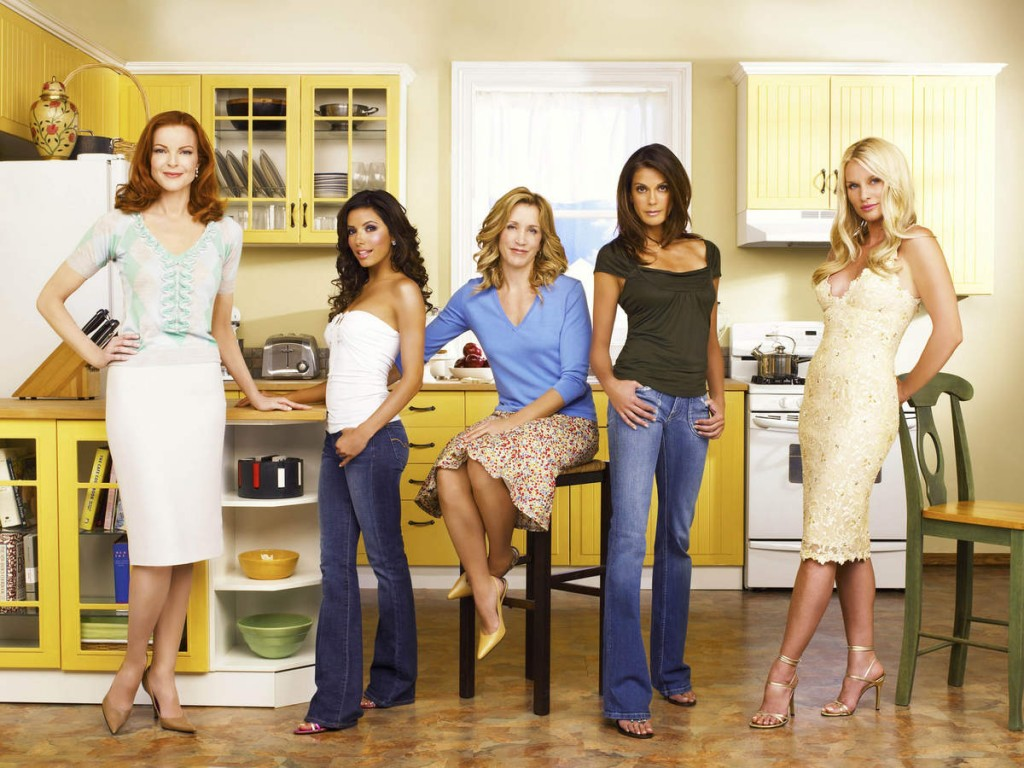 disney abc studio série desperate housewives saison 1