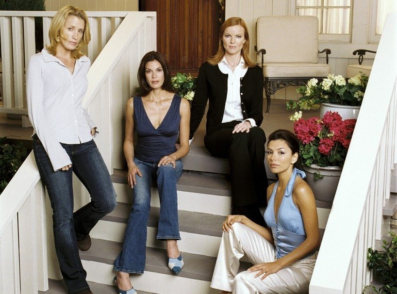 disney abc studio série desperate housewives