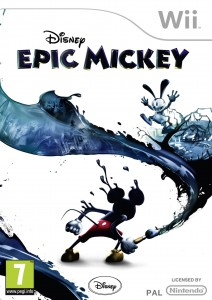 disney epic mickey jeu video game wii jaquette