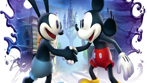 disney epic mickey jeu video game