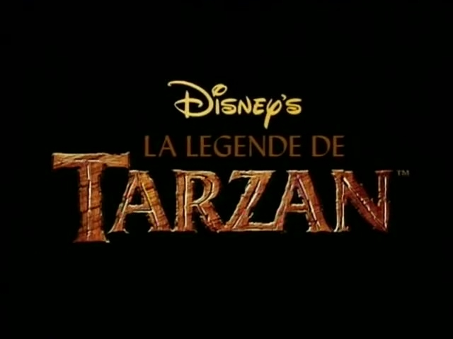 disney la legende de tarzan
