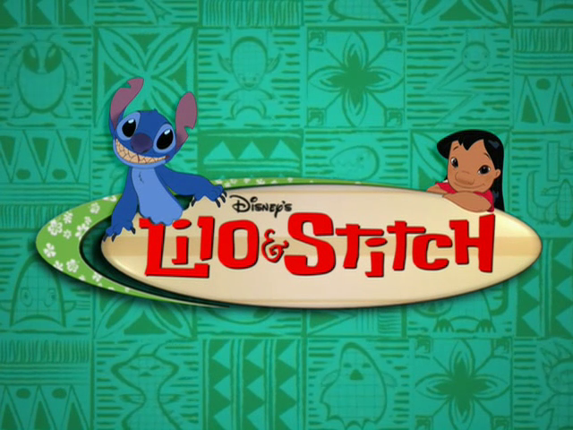 disney lilo et stitch serie