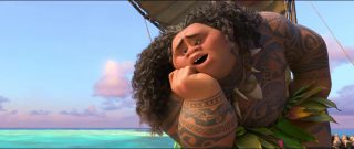 maui personnage vaiana  legende bout monde moana disney character