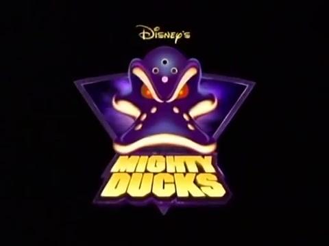 Disney serie migthy ducks
