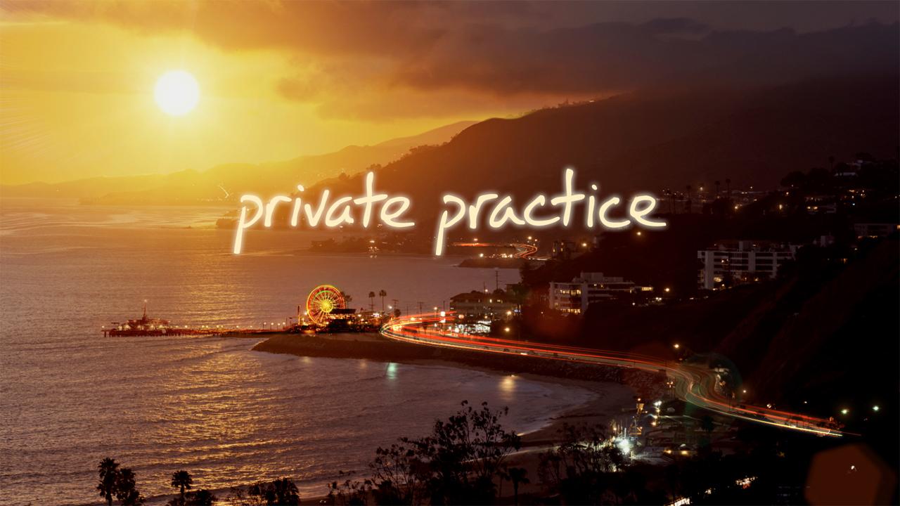 disney abc serie serial private practice logo