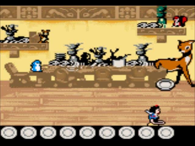 blanche neige et les sept nains disney jeu vidéo