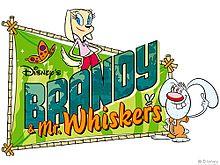 disney brandy et m moustache serie
