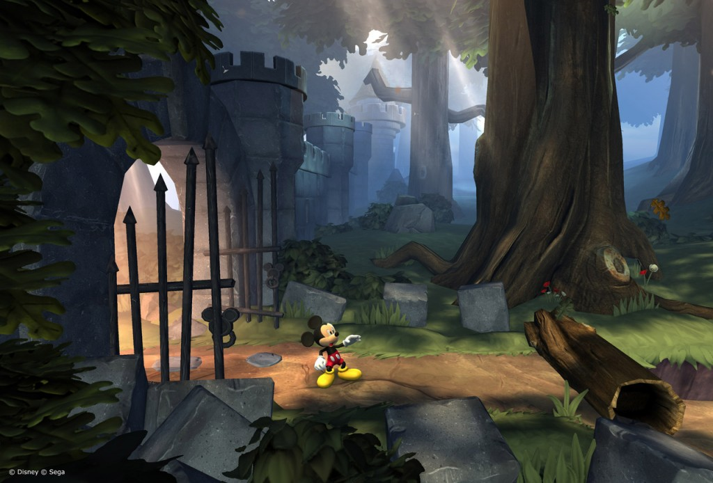 Castle of illusion ps3 disney