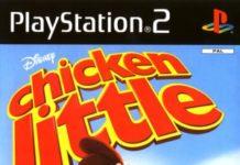 jeu video disney chicken little