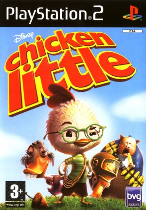 jeu video disney chicken little