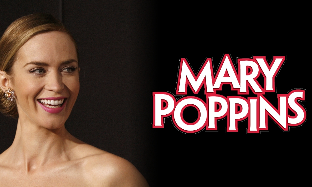 actu emily blunt mary poppins