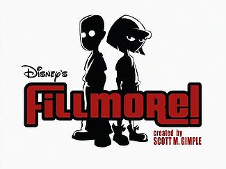 disney fillmore serie