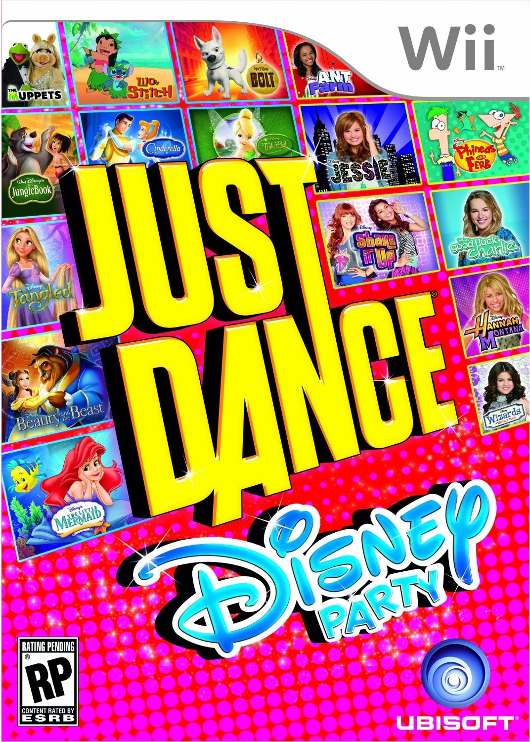 just dance disney party jeu vidéo