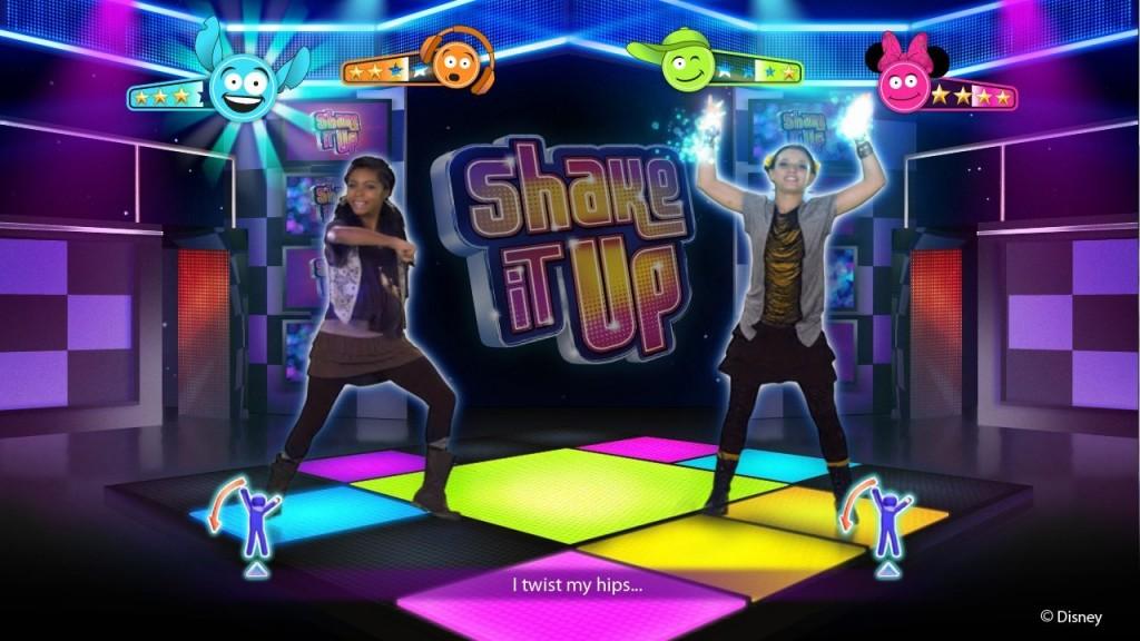 just dance disney party jeu vidéo