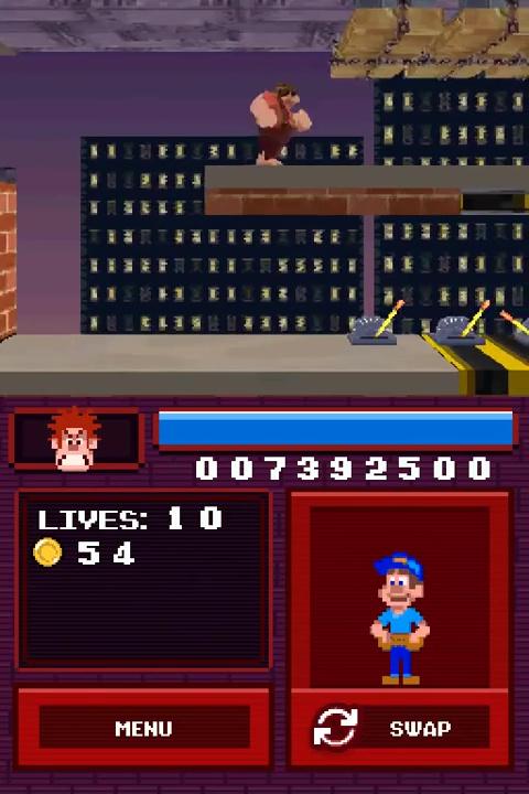 les mondes de ralph jeu vidéo disney