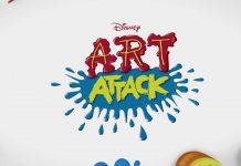 disney channel disney junior art attack