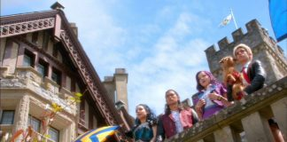 clins d'oeil descendants disney channel
