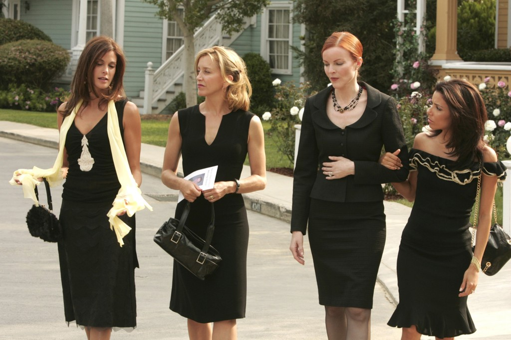 disney série abc studios desperate housewives saison 8