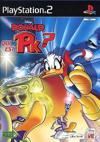 donald duck qui est pk jeu vidéo disney