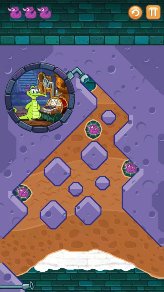 jetez vous à l'eau mais ou est swampy disney jeu video