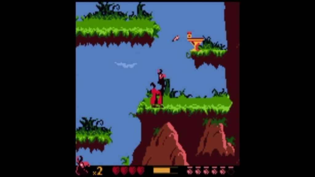 kuzco disney jeu vidéo