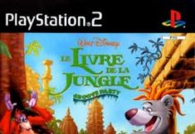 le livre de la jungle groove party disney jeu video