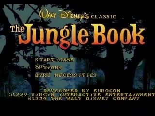 disney le livre de la jungle jeu video