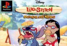 lilo et stitch ouragan à hawai disney jeu video