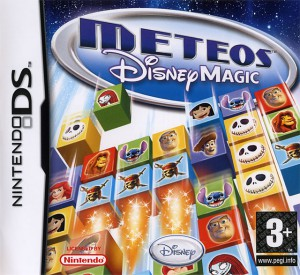 meteos disney magic jeu video