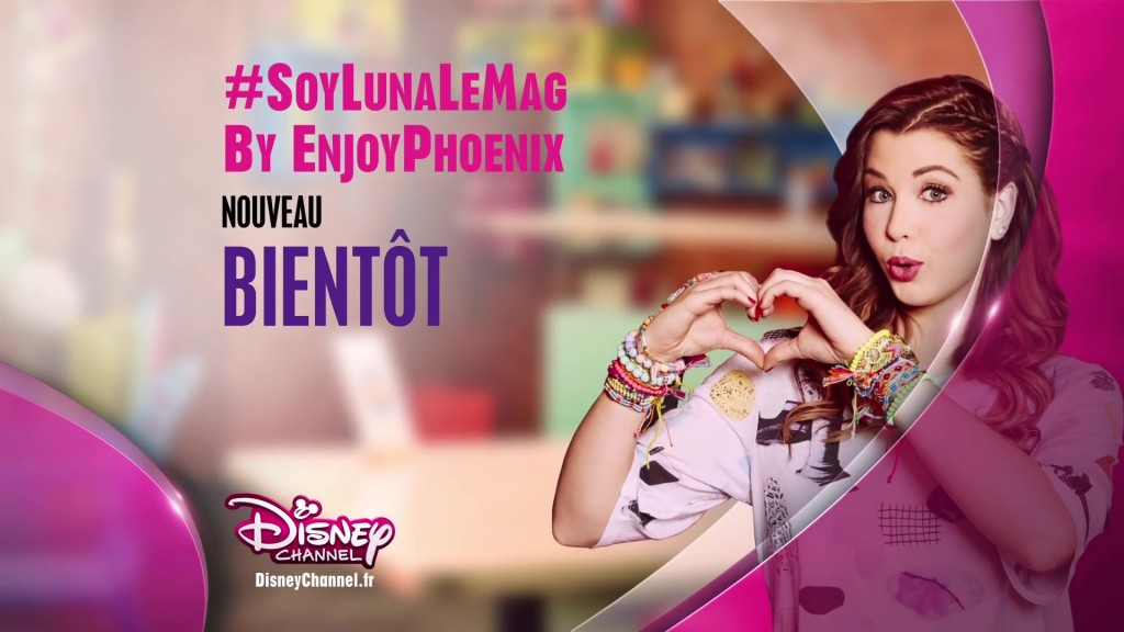 disney channel soy luna le mag by enjoyphoenix