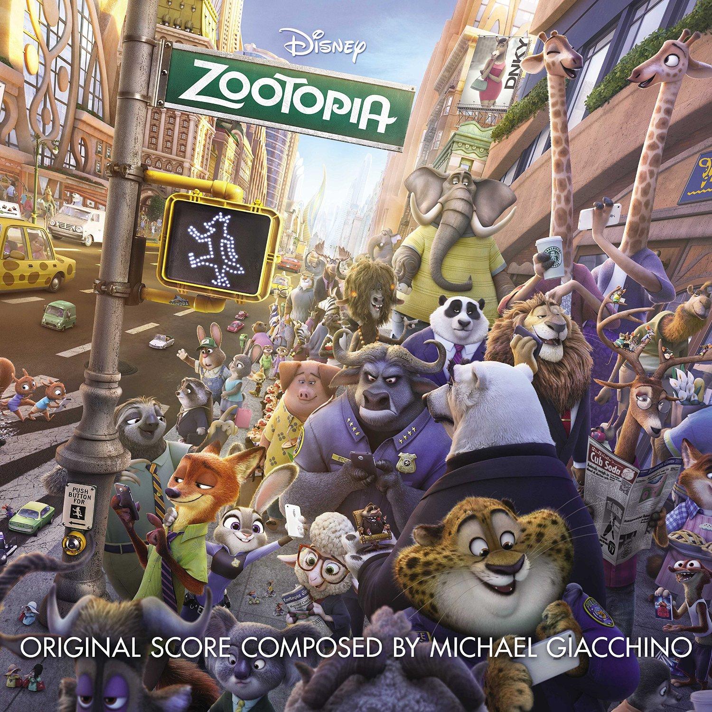 disney zootopie bande originale soundtrack zootopia